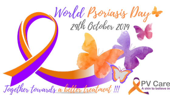 World Psoriasis Day- Together Towards A Better Treatment